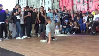 FINAL - SKY WIZARDZ (гомель) VS. POSITIVE FLOW B-BOYS МОГИЛЁВ.MTS