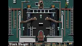 Mega Drive Longplay [174] Dark Castle