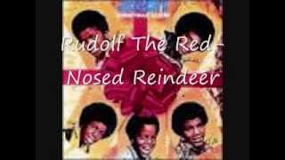 Watch Jackson 5 Rudolph The Red-nosed Reindeer video