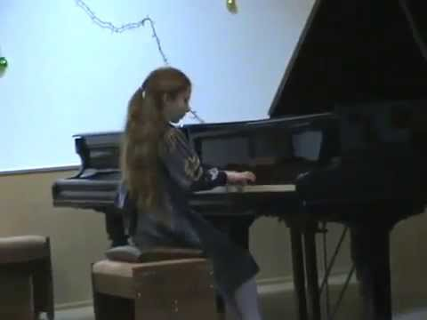 9 year old Tanya Donetz