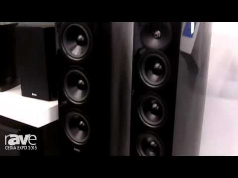 CEDIA 2015: HARMAN's Revel Introduces the Brand New Concerta 2 Series Speakers