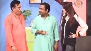 Angrezi | Nasir Chinyoti | Gulfam | Afreen Pari - Comedy Stage Drama Clip