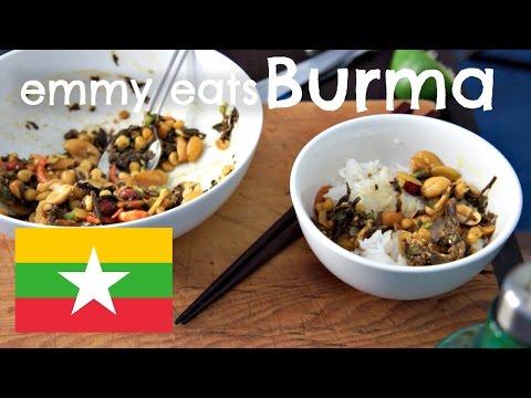 Emmy Eats Burma (Myanmar)
