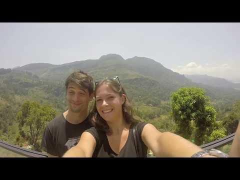 Voyages à Kuala Lumpur puis au Sri lanka