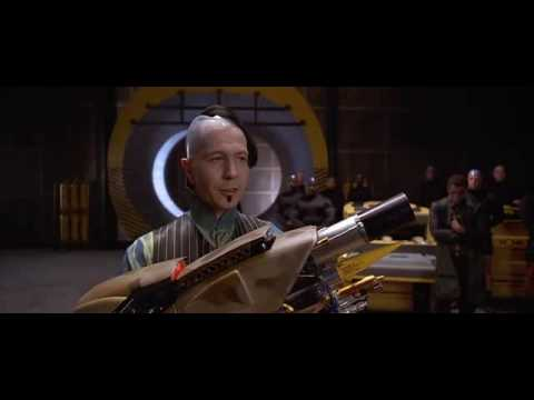 Famous Scenes - Fifth Element, Full Metal Jacket, The Matrix, Cloverfield, Men in Black 2, Hancock
