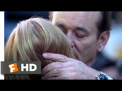 Lost in Translation (10/10) Movie CLIP - A Secret Goodbye (2003) HD