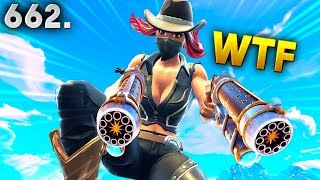 Fortnite Funny WTF Fails and Daily Best Moments Ep.662