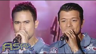 Jericho Rosales, Sam Milby sing 'Danger Zone' on ASAP