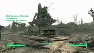 Fallout 3: Best Way To Get To Rivet City At Level 1 (Avoid Rads, Enemies, Get loot and Locations)