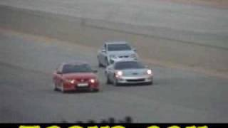 Corvette C6 ZO6 Vs Holden Lumina SS Vs Holden Lumina CSV CR8