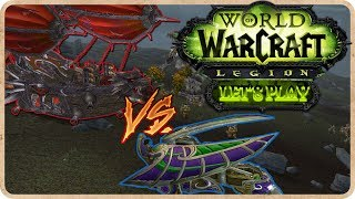 World of Warcraft Let's Play FR EP.06 : En char ou en zeppelin je sème la mort !