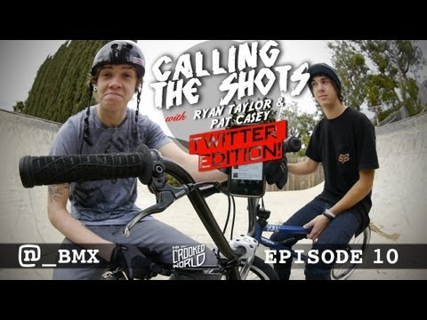 Ryan Taylor & Pat Casey Break The BMX Combo Machine