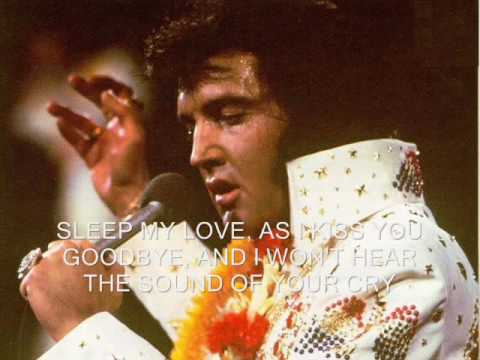 Elvis Presley - The Sound Of Your Cry