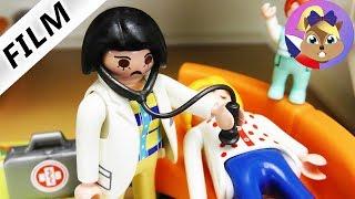 Playmobil příběh | Podzimní únava | Musí se zavolat lékař? | Rodina Dvořákova