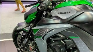 Kawasaki Z1000 R Edition 2019 All New Z1000 r abs Bangkok Motor Expo