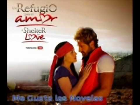 Un Refugio Para El Amor Cancion(Amor Sincero)LETRA(Lyrics)
