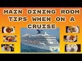 CRUISE TIPS FOR THE MDR mp3