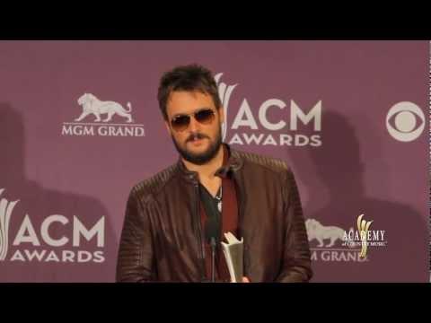 ACM Awards 2013 Press Room - Eric Church