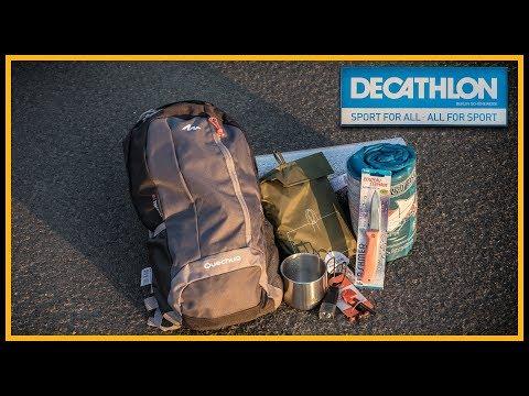 Decathlon: Günstige Outdoor Ausrüstung 🏕️ - Outdoor Bushcraft Gear
