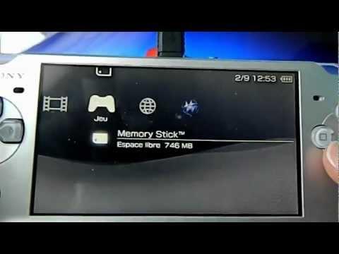 [TUTO] FLasher sa PSP (1004-2004-3004) en 6.60 ou 6.20 avec un Bootloader permanent