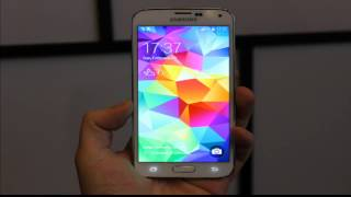 The NEW SAMSUNG GALAXY S5  Introduction