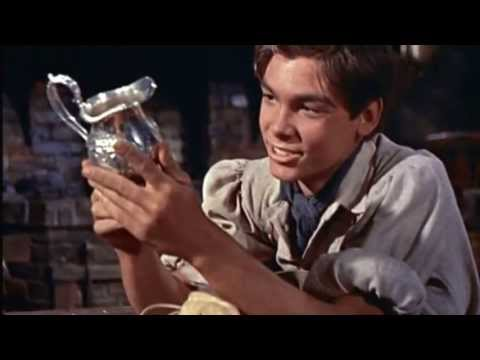johnny tremain movie In one scene that anyone who has ever seen the movie will remember, johnny breaks the rules by working on the sabbath and  johnny tremain's version of the.