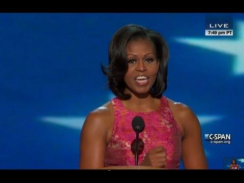 Interpreting Michelle OBAMA