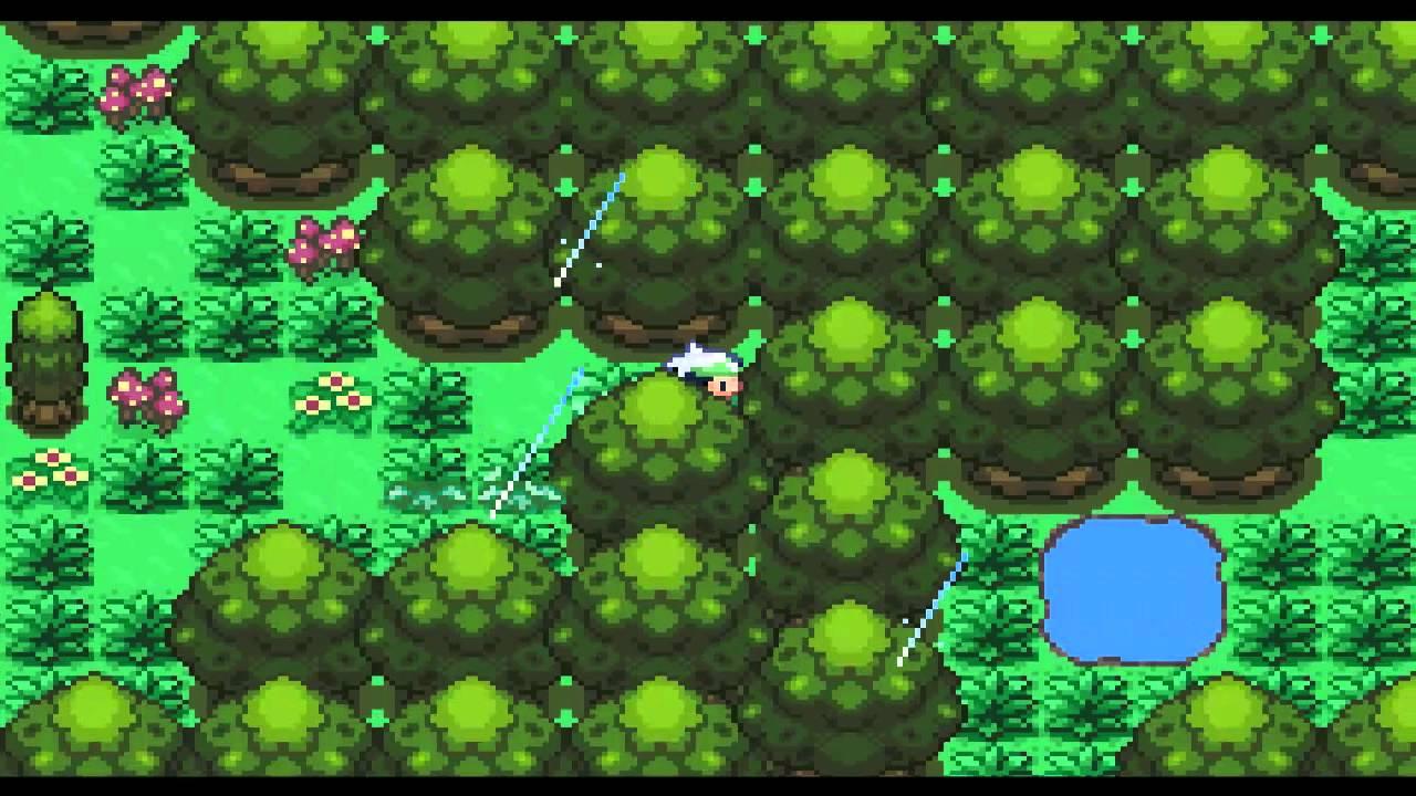 Flora Sky Map Pokemon Flora Sky Part 17