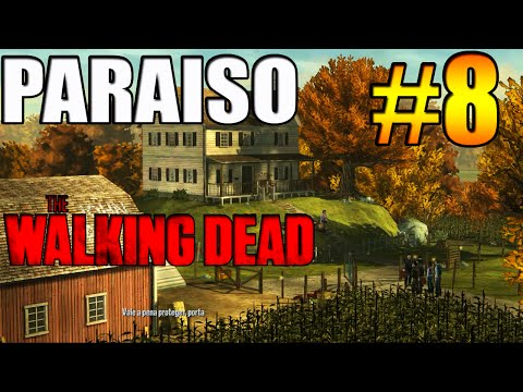 Encontramos Um Paraíso??? - The Walking Dead #8 video