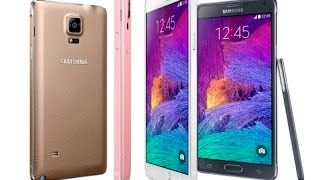 Samsung Galaxy Note 4 Features and Introduction