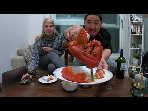 GIANT Red Lobster Feast