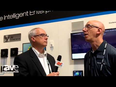 InfoComm 2015: Richard Blackwell Talks to Crestron's Doug Jacobson About Building Automation