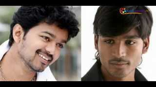 Dhanush Avoided to Act with Vijay