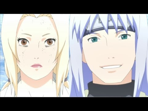 Naruto Shippuden Episode 340 Review - Tsunade and Dan