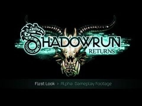 Shadowrun Returns Gameplay
