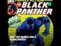 Black Panther's History-Making Comic Book Origins