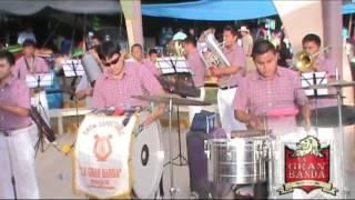 LA GRAN BANDA DE REQUE - Vivir Mi Vida (salsa) HQ