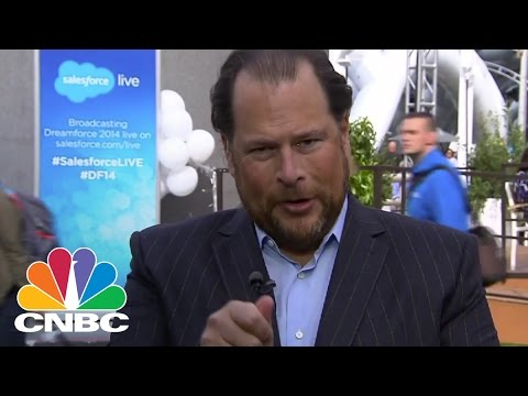 Salesforce CEO Marc Benioff | Mad Money | CNBC