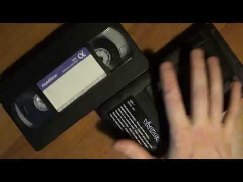 как переписать видеокассету на диск