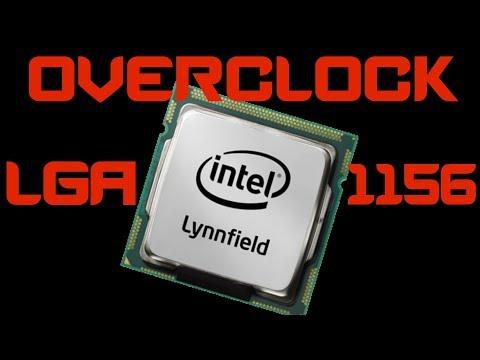 Guia de Overclock Intel Primeira Geração (4GHz) na ASUS P7H55-M