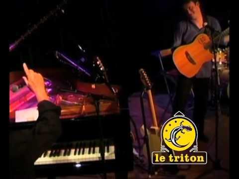 Sylvain Luc&Bernard Lubat Duo au Triton