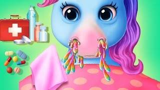 Pony Sisters Pet Hospital - Take Care Of The Cute Animals Doctor Kids Games