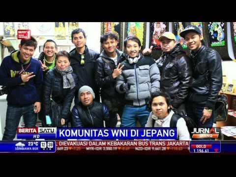 Komunitas WNI di Jepang