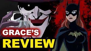 The Killing Joke Movie Review