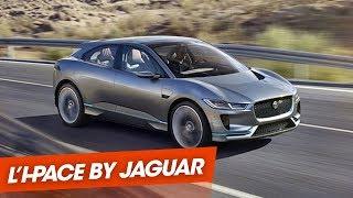 L'I-Pace, une nouvelle race de Jaguar