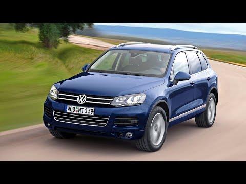Обзор Volkswagen Touareg, часть 2