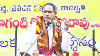 Chaganti Koteswara Rao (garu) - Speech about Swachbharath in PRISM College
