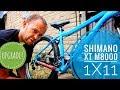 Voodoo Hoodoo - Upgrading from 3x9 to Shimano XT M8000 1x11