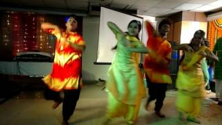 Super dance with bangla song