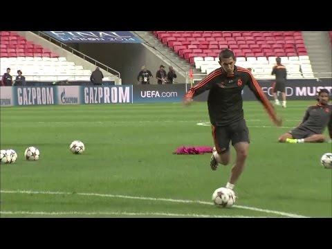 Van Gaal - Ángel Di María Like Arjen Robben